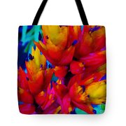 Welcome To The Tropics Tote Bag