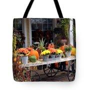 Welcome Wagon Tote Bag