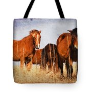 Welcoming Committee Tote Bag