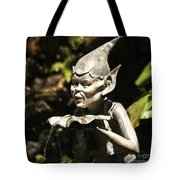 Well Gremlin Tote Bag