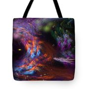 We'll Leave The Light On.... Tote Bag
