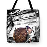 Well Water Copper Pot Tote Bag