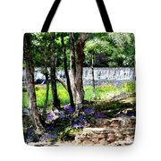 Wellspring Of Life Tote Bag