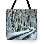 Wending One's Way Tote Bag