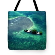 West By West Of Key West Tote Bag
