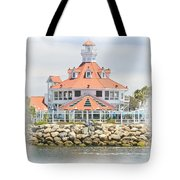 West Coast Charm Tote Bag