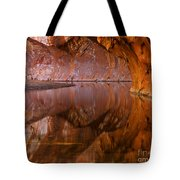 West Fork Illusion Tote Bag