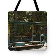 West Side Speeder Tote Bag