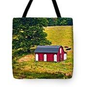 West Virginia 2 Paint Tote Bag