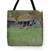 West Virginia Barn 3211 Tote Bag