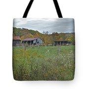 West Virginia Barn 3212 Tote Bag