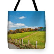 West Virginia Wandering 3 Tote Bag