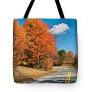 West Virginia Wandering 4 Tote Bag