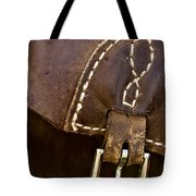 Western Chaps Detail Tote Bag