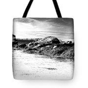Western Ireland Beach Tote Bag