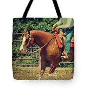 Western Sorrel Tote Bag