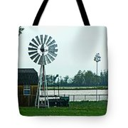 Wet And Wendy Tote Bag