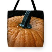 Wet Morning Tote Bag
