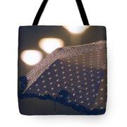 Wet Umbrella Tote Bag