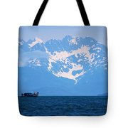 Whale Watchers Tote Bag