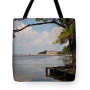 Whalehead Club Tote Bag