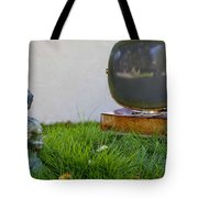 What Channel Tote Bag