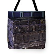 What Is In The Old Trunk Genoa Nevada Tote Bag