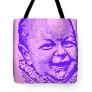 what is so funny big ears V Tote Bag