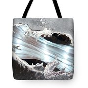What Is There On The Other Side? Tote Bag