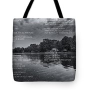 What Is This Place Tote Bag