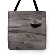 What The Tide Left Behind Tote Bag