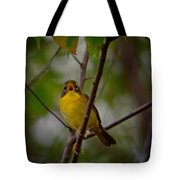 What Warblers Do Tote Bag
