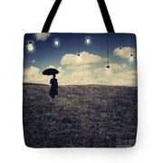 What You Don't Want To See Tote Bag