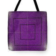 Whatever You Focus On Expands Tote Bag