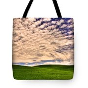 Wheat Field In The Palouse Tote Bag