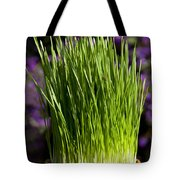 Wheat Grass Tote Bag