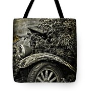 Wheels And Roots  Tote Bag
