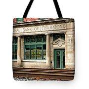 When Coal Was King Tote Bag