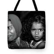 When Mother Smiles Tote Bag