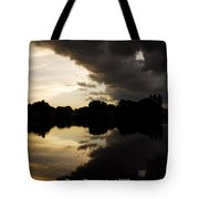 When The Days End Meets The Nights Storm  Tote Bag
