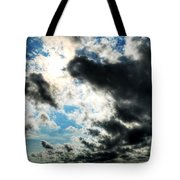 When The Storm Subsides Tote Bag