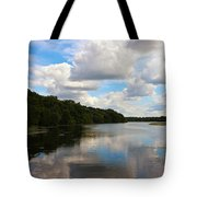 When The Wind Blew Tote Bag