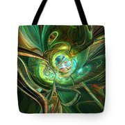 Where Digital Abstract Was Born Fx  Tote Bag