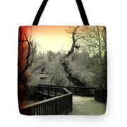 Where Do We Go From Here Tote Bag