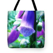 Where Fairies Live Tote Bag by Rory Sagner