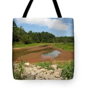 Where The Water Tote Bag