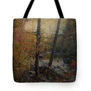Where Water Flows Tote Bag
