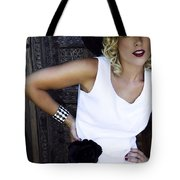 Whimsical Palm Springs Tote Bag
