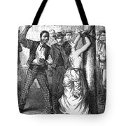 Whipping Post, 1878 - To License For Professional Use Visit Granger.com Tote Bag