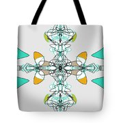 Whirly Birds Tote Bag